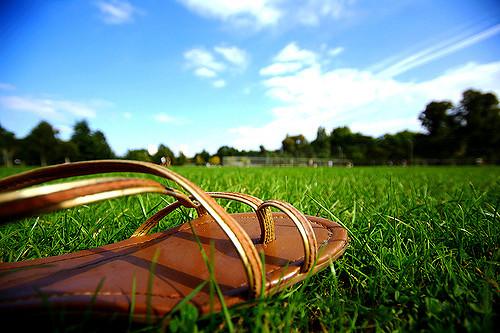 Nadchodzi lato, pora na sandały!