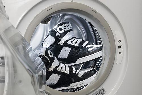 Czyszczenie obuwia nieskórzanego