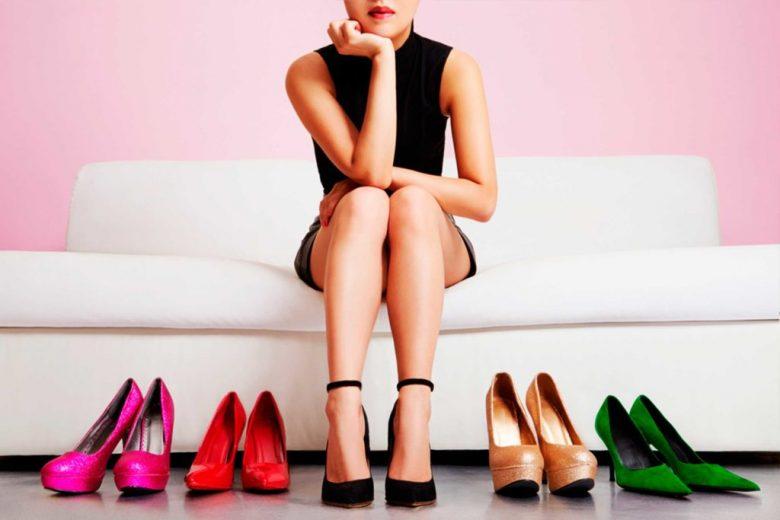 5 błędów, które najczęściej popełnia kobieta, kupując buty
