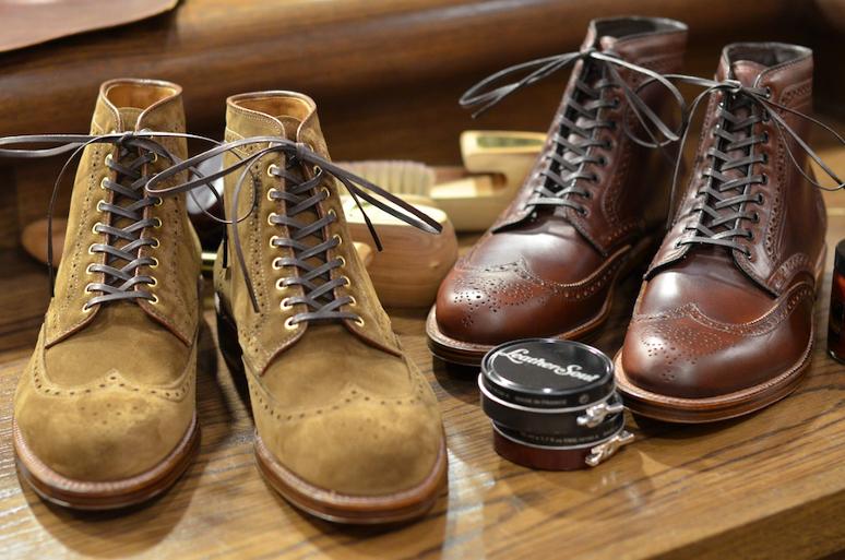 Jak chronić buty skórzane zimą?