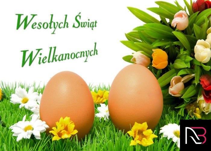 Zdrowych, pogodnych Świąt Wielkanocnych, pełnych wiary, nadziei i miłości. Radosnego Alleluja ???