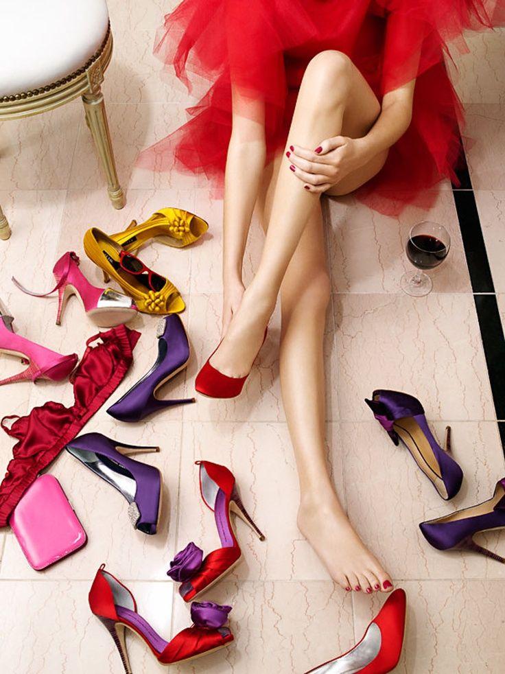 Triki przeciwko bolącym stopom. Które szpilki są wygodne?