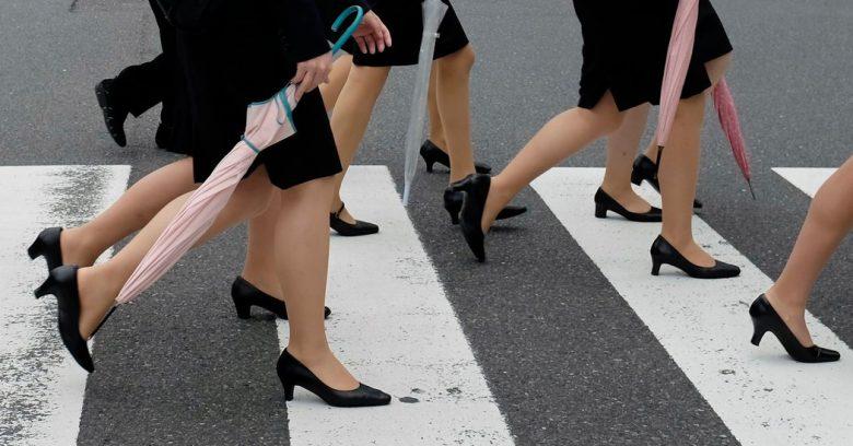 Eleganckie buty damskie do pracy dla businesswoman