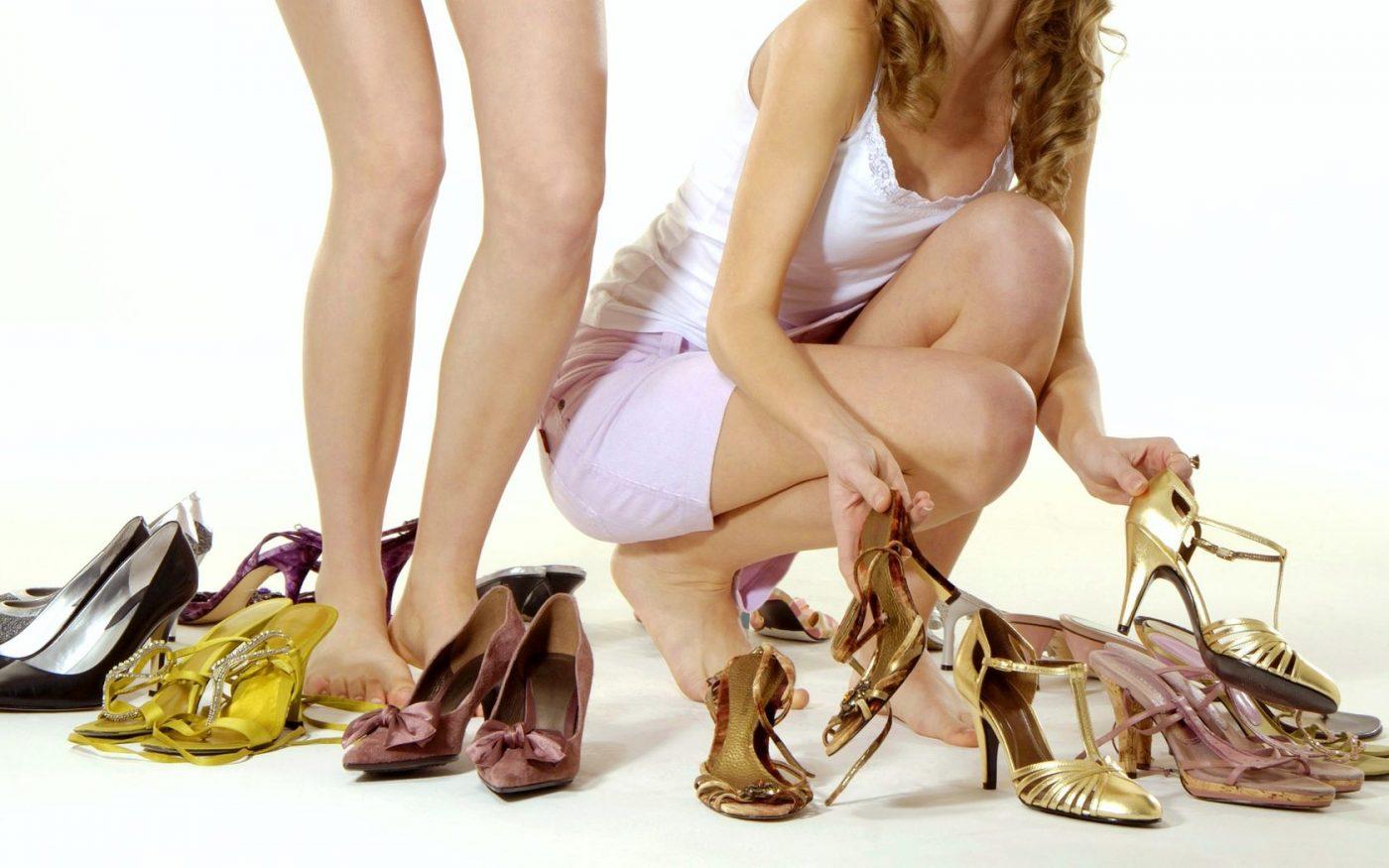 Dobierz obuwie idealne do figury!