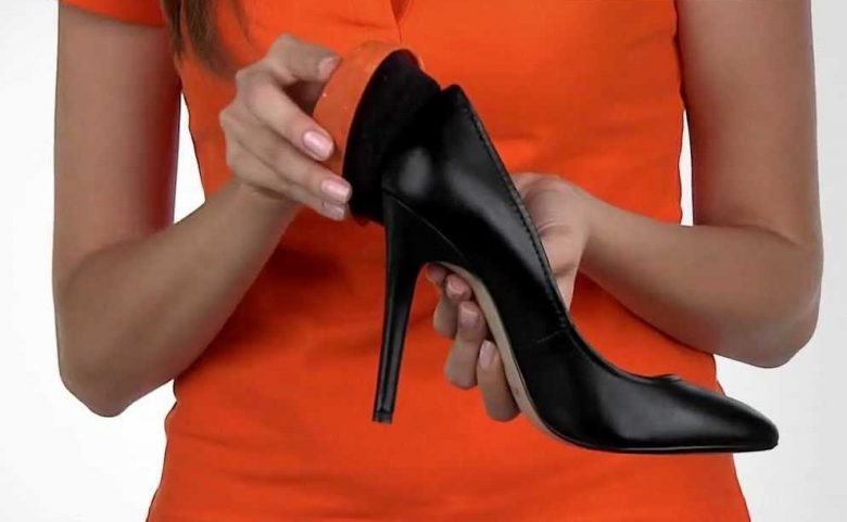 Jak skurczyć buty?
