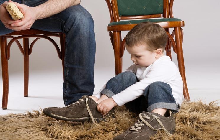 Domowy sposób na za duże buty