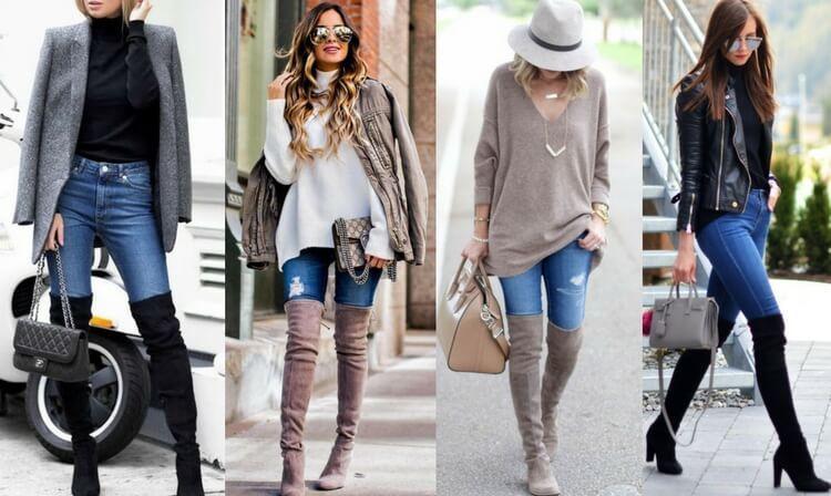 Kozaki damskie – idealne obuwie dla każdej kobiety