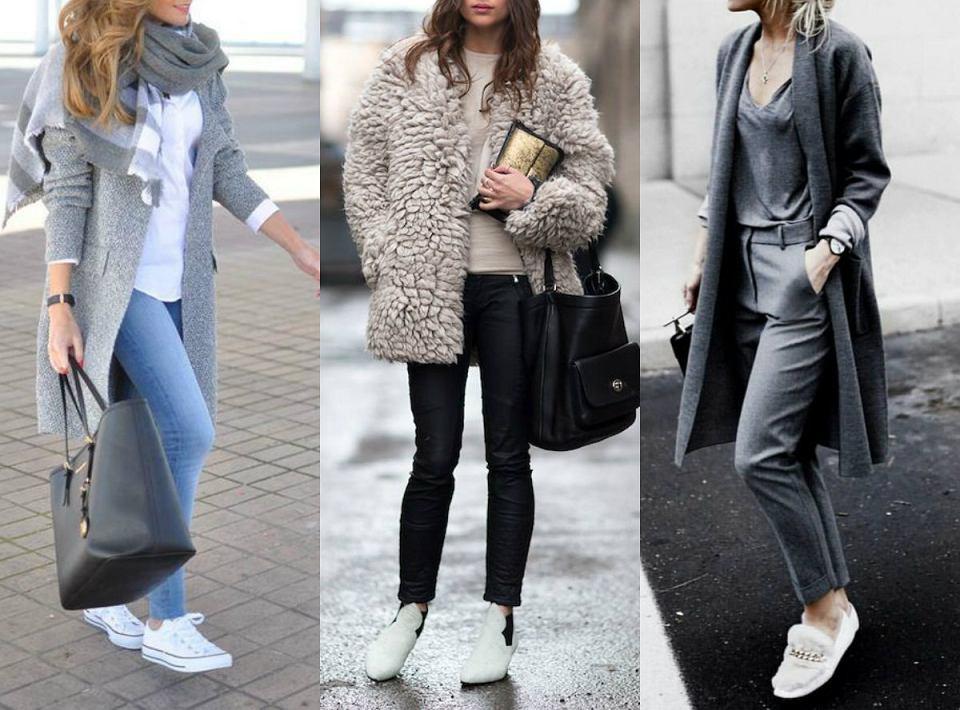Buty na zmianę do biura. Jakie obuwie nosić w pracy zimą.