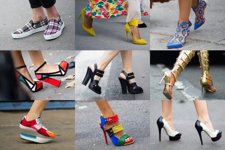 Kolorowe buty – do czego je nosić?