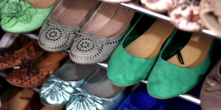 Jak właściwie przechowywać buty
