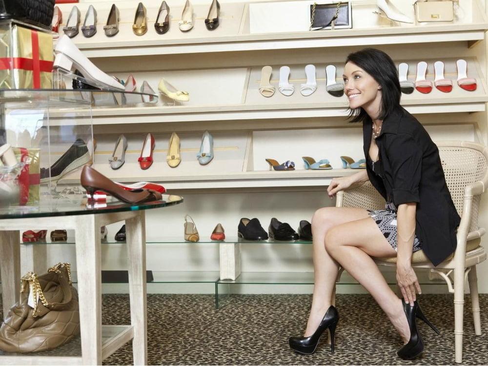 Dobór butów do sukienki